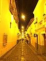 Calle de La Ronda, Quito - Equador - panoramio (5).jpg
