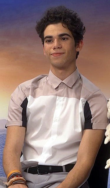 Cameron Boyce in october 2017