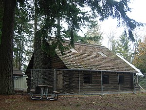 National Register of Historic Places listings in Kitsap County, Washington - Image: Camp Major Hopkins