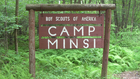 Camp Minsi Sign.png