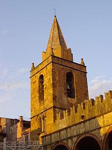 Campanile della Parrocchia Maria Santissima Assunta