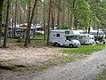 Campingplatz am Drewinsee in D 17235 Neustrelitz Stadtteil Drewin im Wald - panoramio.jpg