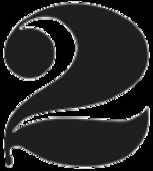 Las Estrellas - Image: Canal 2 1970s logo