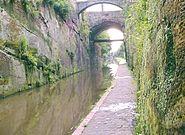 Canal near Newton