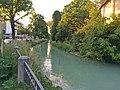 Canale Ledra Udine Italien.JPG