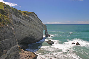 Cape Farewell, NZ