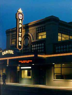 Chatham-Kent - Capitol theatre.