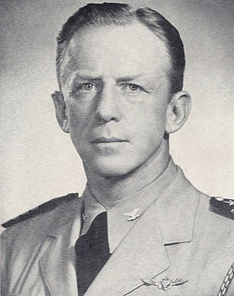 National States' Rights Party - Image: Captain John Geraerdt Crommelin, US Navy, circa in 1947