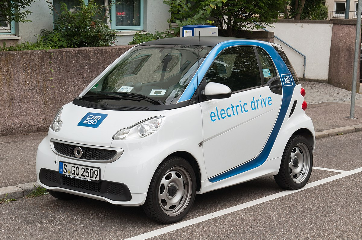 Image Result For Electric Smart Car