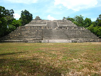 "Belize - ""Caana"" at Caracol"
