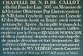 Carantec 24 île Callot chapelle inscription 1.JPG