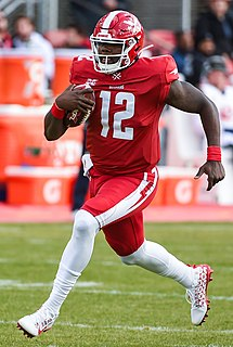 Cardale Jones American football quarterback