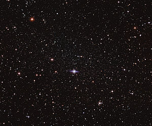 Dwarf spheroidal galaxy - Carina Dwarf Spheroidal Galaxy, one of the lowest-luminosity dSphs