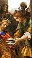 Carlo dolci, adorazione dei magi, 1649, 03.jpg