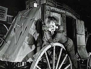 Calamity Jane (musical) -  Carol Burnett in the TV production of Calamity Jane, 1963