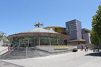 Yerba Buena Gardens - The Yerba Buena Carousel