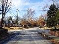 Carpenter St & Highwood St, SE in Penn Branch neighborhood, Washington, DC.jpg