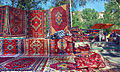 Carpets in Yerevan vernissage.jpg