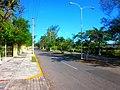 Carretera hacia el Aeropuerto, Chetumal, Q. Roo - panoramio.jpg