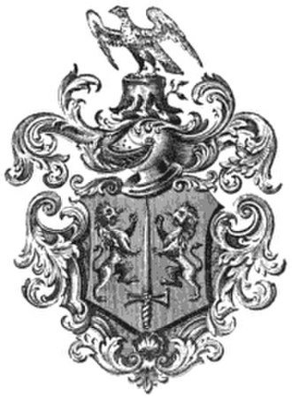 John Lee Carroll - Arms of Carroll of Maryland