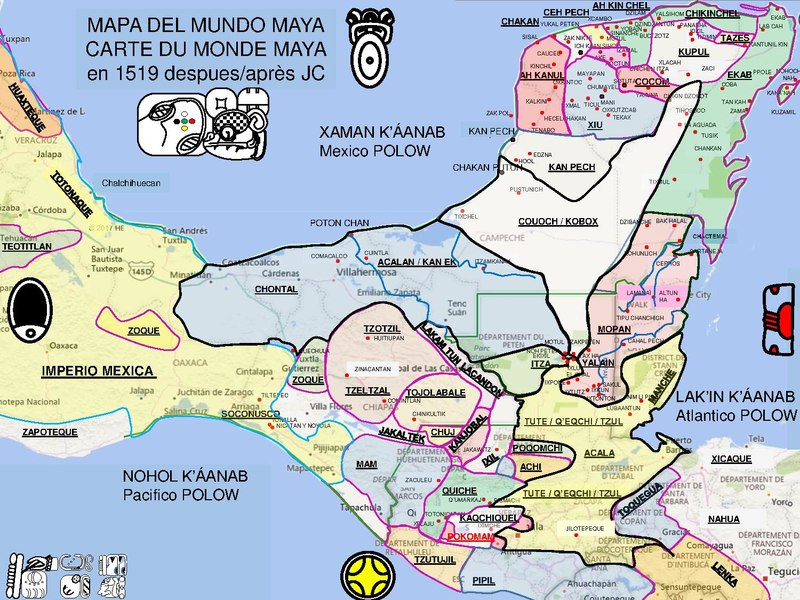 File:Carte Royaumes Maya en 1519.pdf