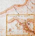 Carte ou plan nouveau du lac Ontario - Chouayguin.jpg