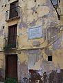 Casa natal de Francesc de Paula Martí Mora a Xàtiva.JPG