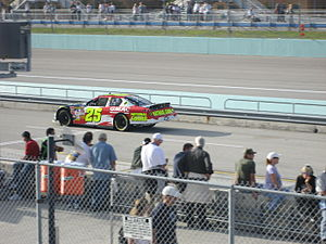 Casey Mears - Mears' 2007 Cup car