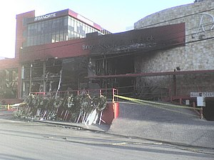 2011 Monterrey casino attack - Casino Royale after the attack