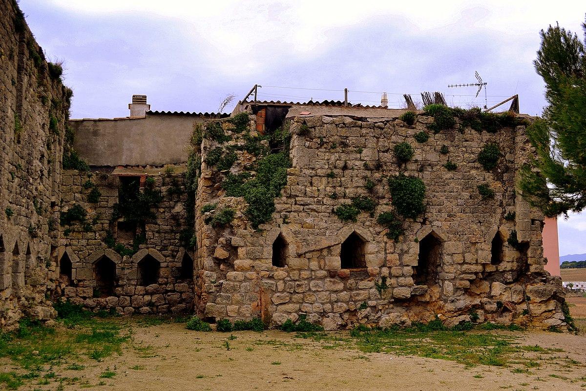 Castell de la granada viquip dia l 39 enciclop dia lliure - La casa de las mamparas granada ...