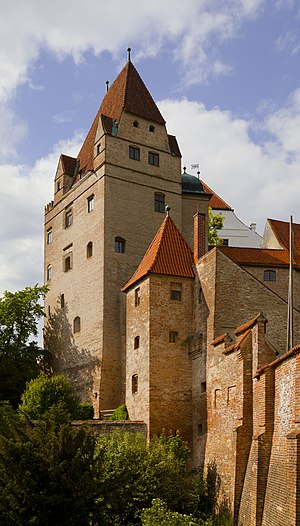 Trausnitz Castle - Trausnitz castle