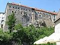Castle in Česky Krumlov - panoramio.jpg