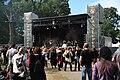 Castlefest 2009 - Forrest Stage - Valravn 16.JPG