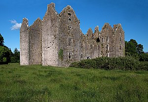 English: Castles of Munster: Burncourt, Tipper...