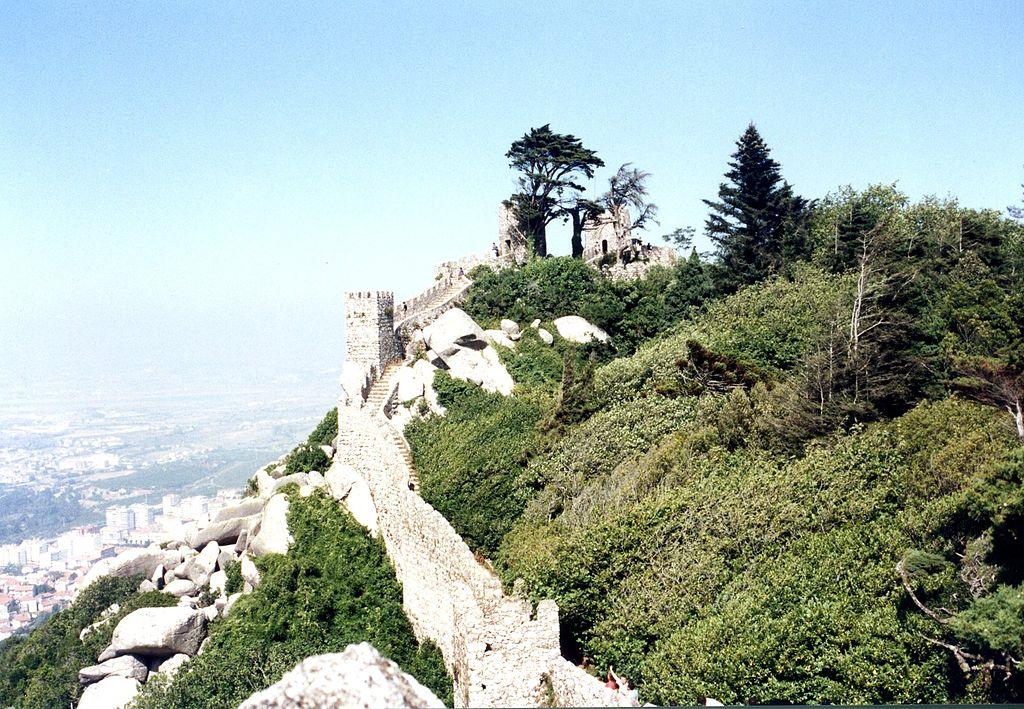 Chateau des Maures de Sintra - Photo de João Carvalho.