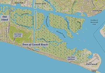 Caswell Beach North Carolina Wikipedia