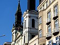 Cathedral of the Assumption, tower, Budapest (527) (13229897775).jpg