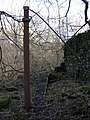 Catshaw Cotton Mill , Ruin - geograph.org.uk - 684630.jpg