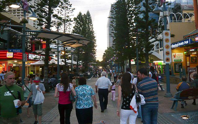 Cavill Avenue