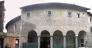 Santo Stefano al Monte Celio - Santo Stefano Rotondo is the oldest example of a centrally planned church in Rome.
