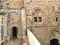 Cenacle and David's Tomb entrances 2.jpg