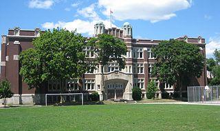 Central Toronto Academy High school in Palmerston-Little Italy, Toronto, Ontario, Canada