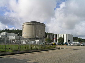 Image illustrative de l'article Site nucléaire de Brennilis