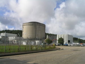 Brennilis Nuclear Power Plant - Nuclear Power Plant Brennilis