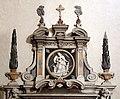Cerchia di gianlorenzo bernini, monumenti funebri di personaggi della famiglia Rospigliosi, 1669, 02.jpg