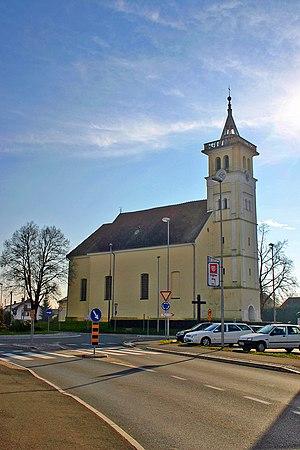Dobrovnik - St. James's Church in Dobrovnik (2006)
