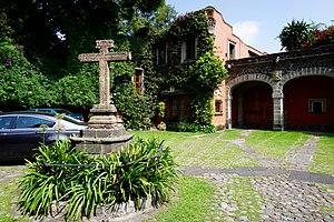 San ángel Ciudad De México Wikipedia La Enciclopedia Libre