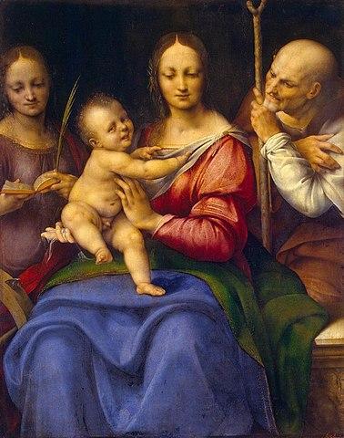 Эстетическая близорукость: эту работу эпигона Стендаль называл гениальнейшим из всех произведений Леонардо да Винчи