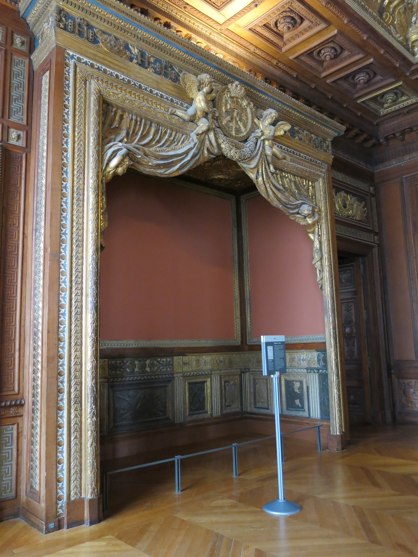 File:Chambre du Roi (Louvre) alcove 1.jpg - Wikimedia Commons