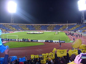 Champions League 2011-12 BATE-Barcelona at Dynamo.jpg